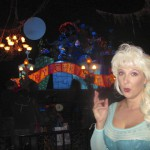 Is Elsa scared of Haunted Mansion Holiday?