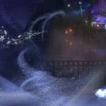 Disneyland Elsa Banner