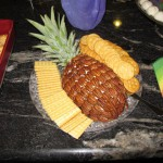 Vintage 60s Pineapple Cheese Ball