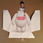 Standup Baymax Card 1