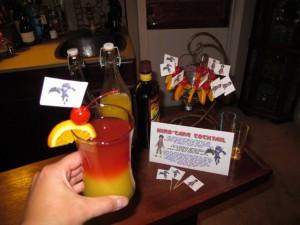 Hiro-Cane Cocktails