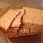 How can an entire box of graham crackers have the middle pack completely broken?!?