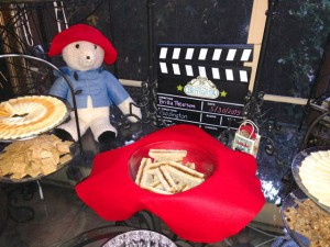 Paddington's favorite Marmalade Sandwiches, in hat for emergencies