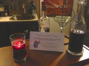 From Darkest Peru custom cocktail
