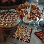 Star-Spangled S'mores, Corndog Sparklers and Sparkling Sugar Stars