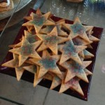 Sparkling Sugar Stars