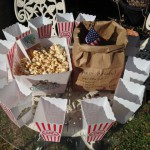 Fancy popcorn: kettle corn plus gourmet homemade popcorn from Ben!