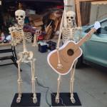 violin and guitar working on servos!