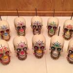 Skull Sipper Cups