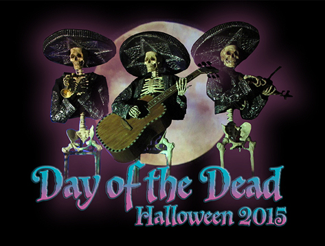 Eerie Elegance Presents Halloween 2015 - Day of the Dead