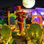 La Muerte in the Glowing Graveyard
