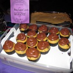 """Scary Jerry's Mexican Chocolate """"Poo"""" cupcakes"""