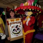Ultimate Costume Honorable Mention in absentia for Jen the Pumpkin Boxtroll!