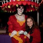 Most Creative Costume winner Katie as Jackie Kennedy!