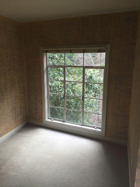Weird window that looks like the floor has been raised...?