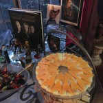 Chevron Cheeses with Collectibles