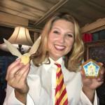 Hogwarts Student Britta by photographer Ellie