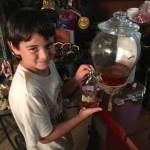 Elias pulls a Butterbeer Light