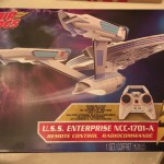 Special 50th Anniversary USS Enterprise 1701-A Drone