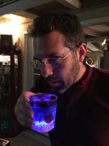 Kevin plots using his Starkiller Cocktail...beware!