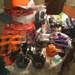 Halloween Haul Day 1