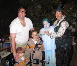 Ultimate Costume Ghostbusters Family!