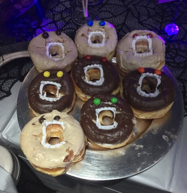 Creepy Cuisine winners in absentia: Robin's Vampire Donuts