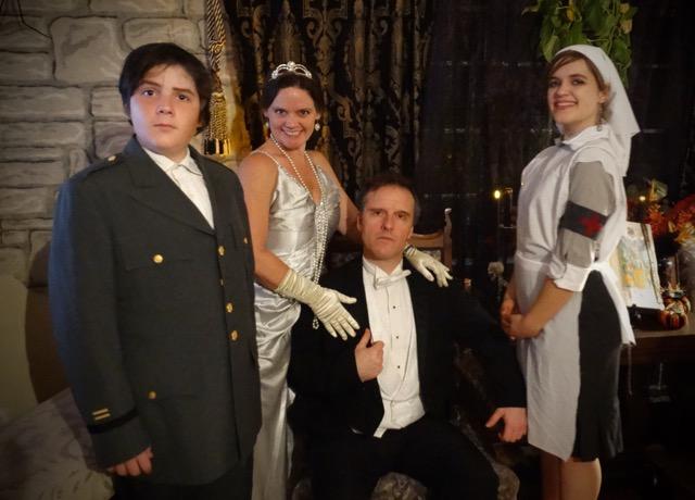 Ultimate Costume: Barbieri Downton Abbey Clan
