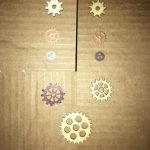 Steampunk Accessories - gear findings for jewelry