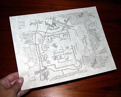 Marauder's Map - Harry Potter - T-Shirt | TeePublic |Marauders Map Drawing